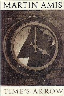 <i>Times Arrow</i> (novel)