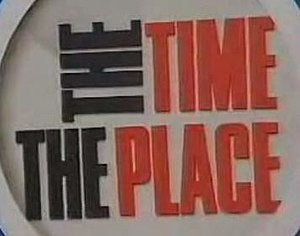 The Time, The Place - The Time, The Place logo.