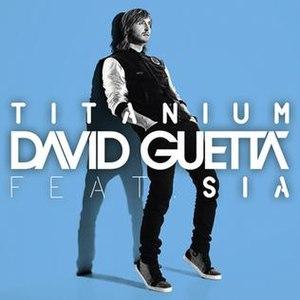 Titanium (song) - Image: Titaniumsong
