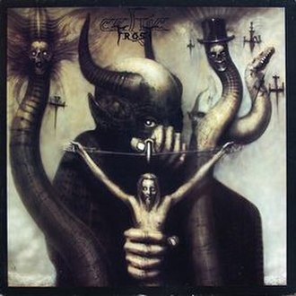 To Mega Therion (album) - Image: To Mega Therion Celtic Frost
