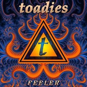 Feeler (Toadies album) - Image: Toadies Feeler 2010