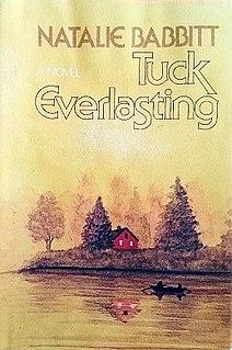 <i>Tuck Everlasting</i> American childrens fantasy novel
