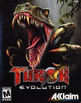 Turok: Evolution - Image: Turokevolutionbox