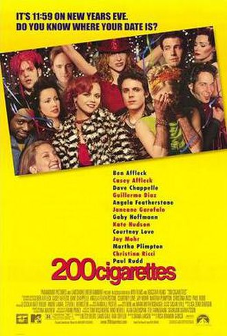 200 Cigarettes - Theatrical release poster