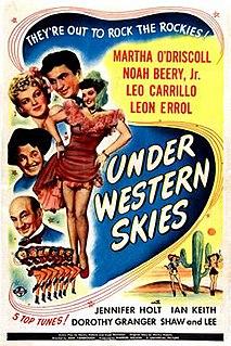 <i>Under Western Skies</i> (1945 film)