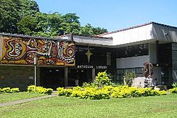 Papua New Guinea University of Technology library