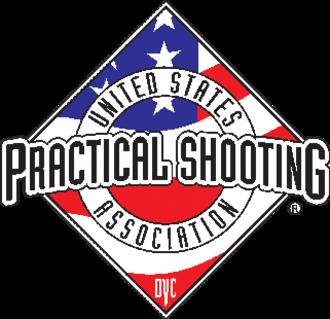 United States Practical Shooting Association - Image: United States Practical Shooting Association logo