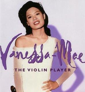 <i>The Violin Player</i> 1995 studio album by Vanessa-Mae