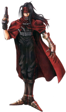 Vincent Valentine - WikiVisually