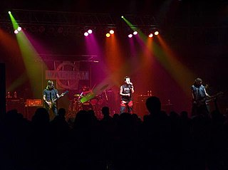 Waltham (band) American rock band