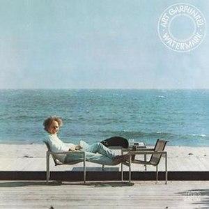 Watermark (Art Garfunkel album) - Image: Watermark (Art Garfunkel album)