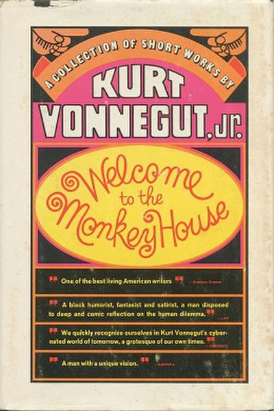 Picture of a book: Welcome To The Monkey House