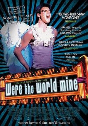 Were the World Mine - Promotional film poster
