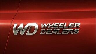 Wheeler Dealers - Series 14 title card