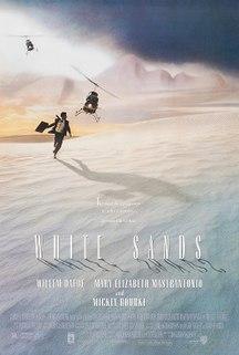 <i>White Sands</i> (film) 1992 film by Roger Donaldson