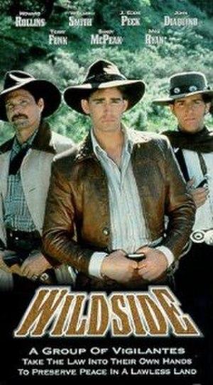 Wildside (U.S. TV series) - Image: Wildside 1985tvseries