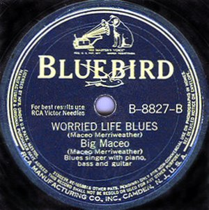 Worried Life Blues - Image: Worried Life Blues single cover