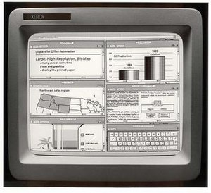 History of the graphical user interface - Xerox Star workstation introduced the first commercial GUI operating system