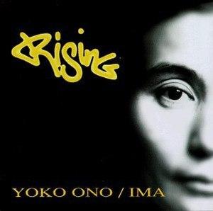 Rising (Yoko Ono album) - Image: Yoko Ono Rising