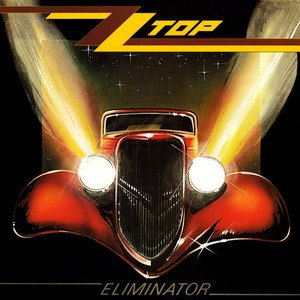 Eliminator (album) - Image: ZZ Top Eliminator