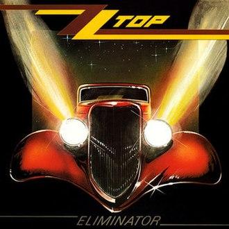 Eliminator (album) - Image: ZZ Top Eliminator