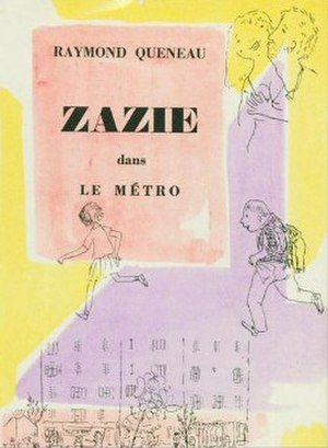 Zazie in the Metro - First English version