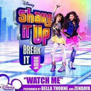 Watch Me (Bella Thorne and Zendaya song)