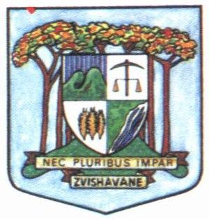 Zvishavane - Image: Zvishavane logo