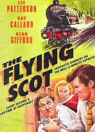"""The Flying Scot (film) - Image: """"The Flying Scot"""" (1957)"""
