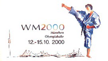 2000 World Karate Championships logo.png