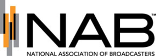 National Association of Broadcasters - Logo of the National Association of Broadcasters.