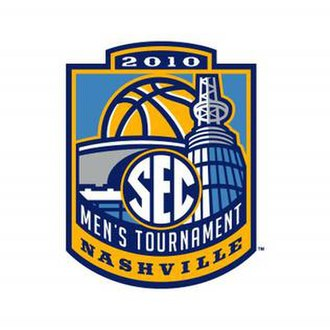 2010 SEC Men's Basketball Tournament - Image: 2010SECBasketball Tournament