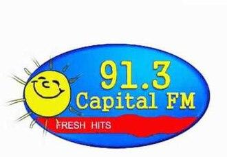 91.3 Capital FM - Logo