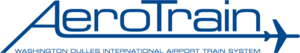 AeroTrain (Washington Dulles International Airport) - Image: Aero Train logo