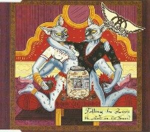 Falling in Love (Is Hard on the Knees) - Image: Aerosmith Falling in Love single