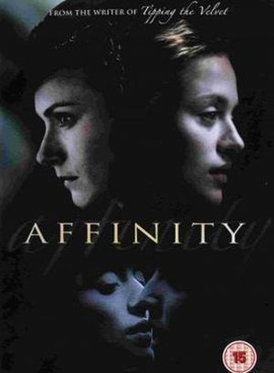 Affinity (film) - DVD cover