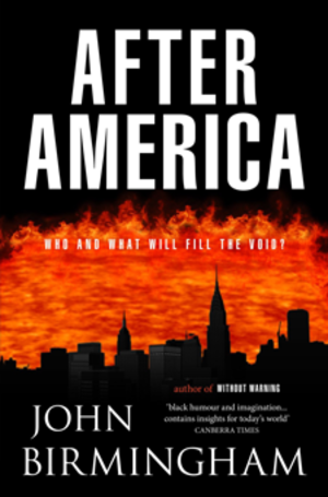 After America - Image: After America