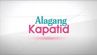 Alagang Kapatid - Image: Alagang Kapatid title card