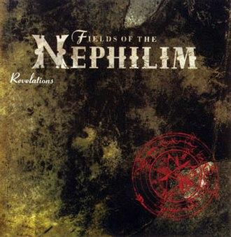 Revelations (Fields of the Nephilim album) - Image: Album fields of the nephilim revelations