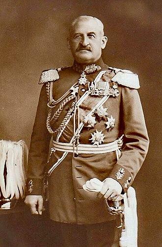 Alexander von Linsingen - Image: Alexander von Linsingen general