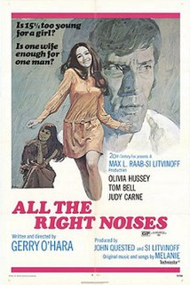 <i>All the Right Noises</i> 1971 film by Gerry OHara