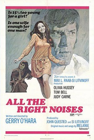 All the Right Noises - Image: All the Right Noises Film Poster