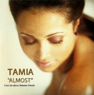Almost (Tamia song) - Image: Almost (Tamia song)