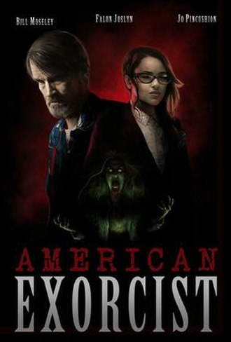 American Exorcist - Image: American Exorcist poster