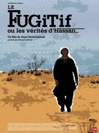 American Fugitive: The Truth About Hassan - Canadian film poster