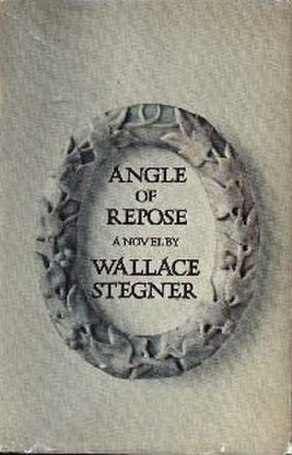 Angle of Repose - First edition cover