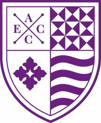Anglo-European College of Chiropractic - Image: Anglo European College of Chiropractic Logo