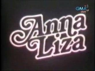 Anna Liza - Title card