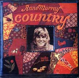 Country (album) - Image: Anne Murray Country