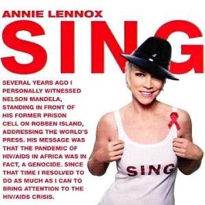 Sing (Annie Lennox song) - Image: Annie Lennox Sing
